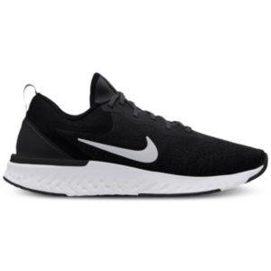 Nike Odyssey React Black Marathon Running Shoes
